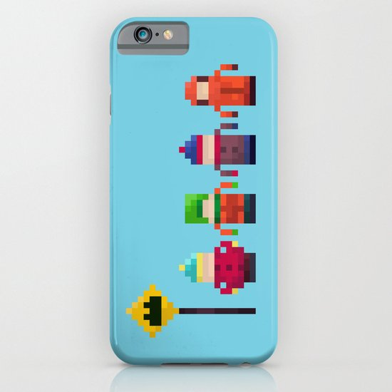 Bus Stop iPhone & iPod Case