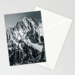 Face of Massive Stationery Cards