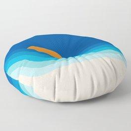 Ocean Dipper Floor Pillow