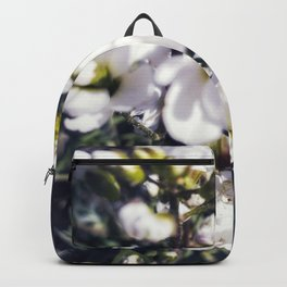 White puddles Backpack