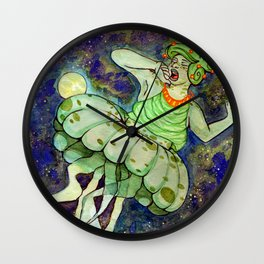 Sleep Time_Alt Wall Clock