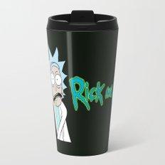 Rick and Morty Travel Mug