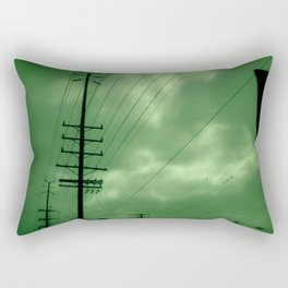 Urban Lines Rectangular Pillow