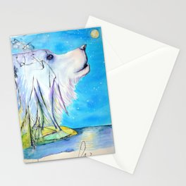 The Moon Bear Stationery Cards
