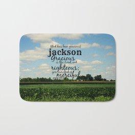 Jackson Bath Mat
