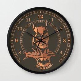 el caballero de la noche - alternative Wall Clock