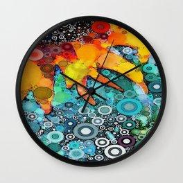 :: Bit O' Sunshine :: Wall Clock