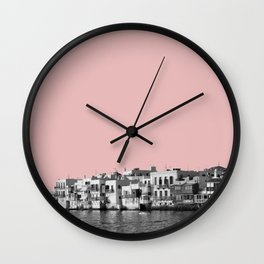 Mikri Venetia Wall Clock
