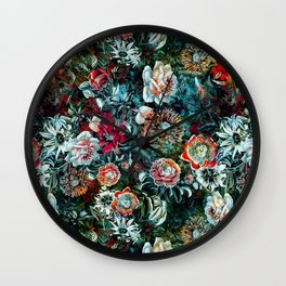 Surreal Garden Wall Clock