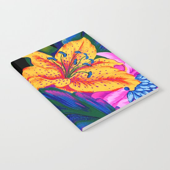 Let's Go Abstract Notebook