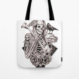 Grim Reaper Vengeance Tote Bag