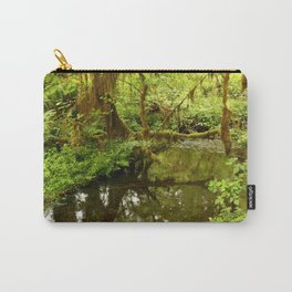 Rainforest Reflection Carry-All Pouch