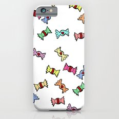 Candy all over Slim Case iPhone 6s