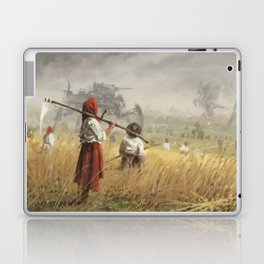 1920 - guest from the west Laptop & iPad Skin