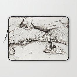 Lake Bled Laptop Sleeve