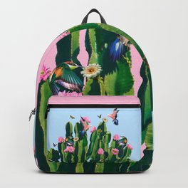 the Succulent Cactus Backpack