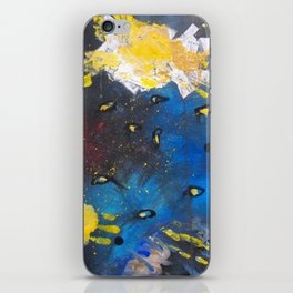 Black Holes iPhone Skin