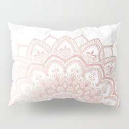 Pleasure Rose Gold Pillow Sham