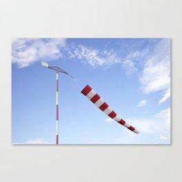 Windsock Canvas Print