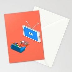 Happy Family XXI Stationery Cards