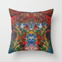 it's a pleasure Throw Pillow