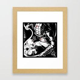 Isaac Clarke Framed Art Print