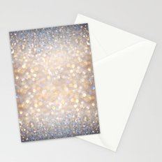 Glimmer of Light Stationery Cards