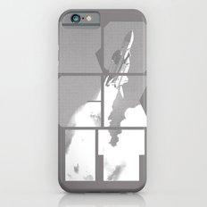 ROCKIT (White on Grey) iPhone 6s Slim Case