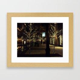Term Framed Art Print