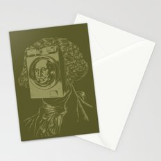 George WASHINGton Machine Stationery Cards