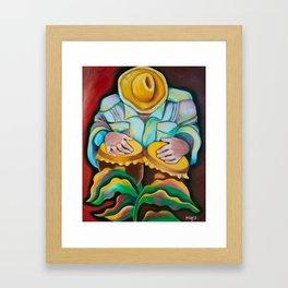 Conga. Miguez art Framed Art Print