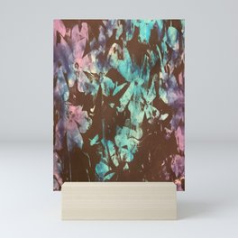 Weston Flowers, Tie Dye  Mini Art Print
