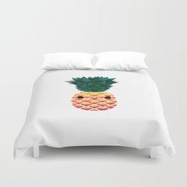 Cute Pineapple Duvet Cover