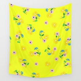 Dreamy Daisy Wall Tapestry