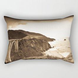 Route 1 Pano Rectangular Pillow
