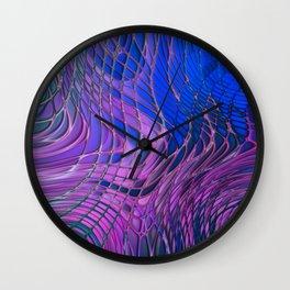 Energy Liquids 4 Wall Clock