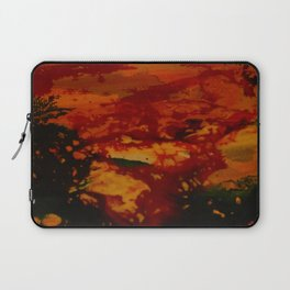 Confusing Colour Structures Laptop Sleeve