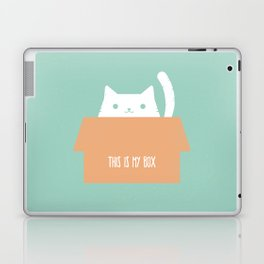 This is My Box Laptop & iPad Skin