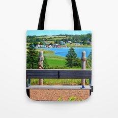 Peaceful Harbour Tote Bag