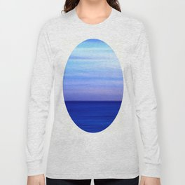 Ocean Horizontal Long Sleeve T-shirt