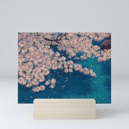 Ohanami Mini Art Print