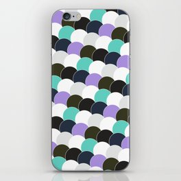 Fan Colourway II iPhone Skin