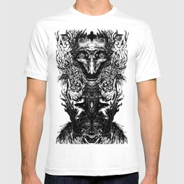 Test your Mind (t-shirt) T-shirt
