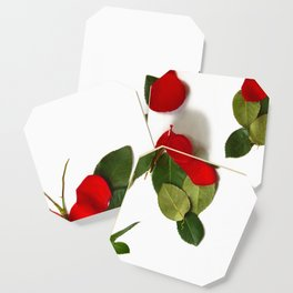 Butterfly-Rose Coaster