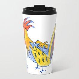 Rooster No. 4 Travel Mug