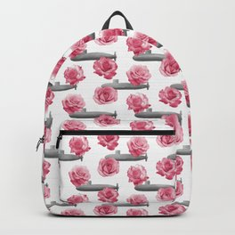 Subs and Roses Backpack