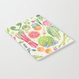 Spring Harvest - Neutral Notebook