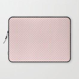 Strawberries N Cream Popsicle Pattern Laptop Sleeve