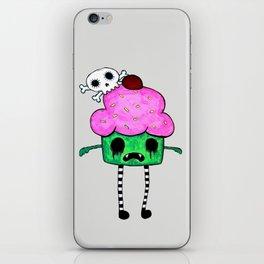 Zombie Cuppy Wants Your Brainz iPhone Skin