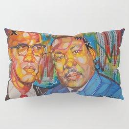 Malcolm X King Pillow Sham